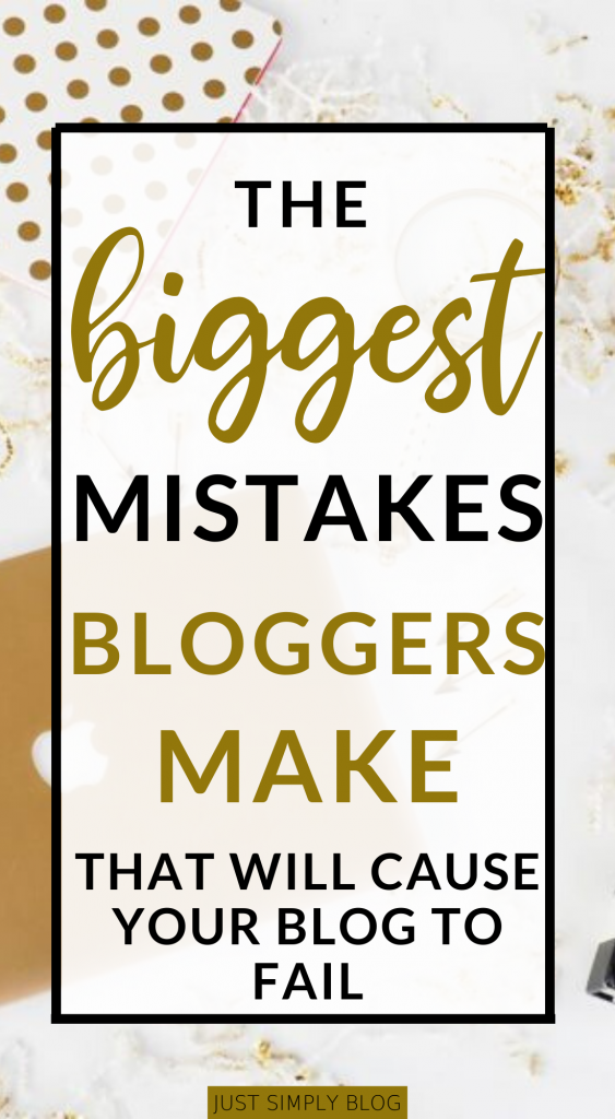 Avoid these mistakes as a new blogger to start your successful and profitable blogging journey right. Here are the right ways to take your blog to the next level