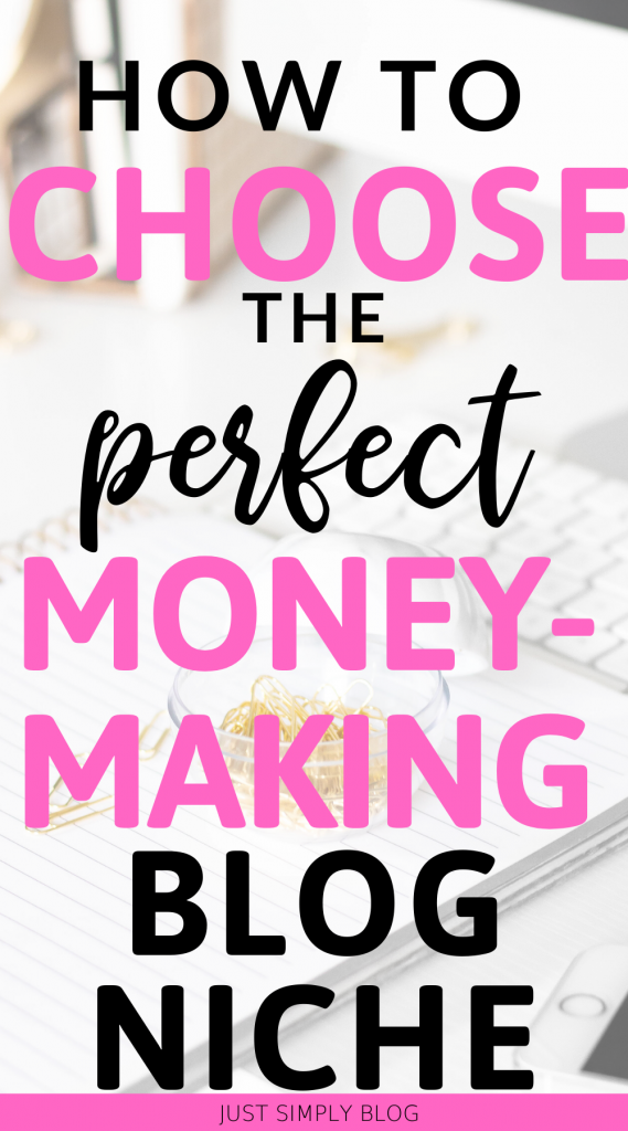 If you want to start a blog, the first step is to choose your blog topic or niche and start narrowing it down. You will figure out what you want to blog about through this process.