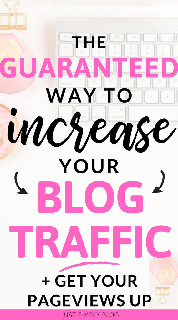 Great tips on how to get blog traffic &get your site in front of millions. Using search optimization strategies, social media, and pinterest is a great way.