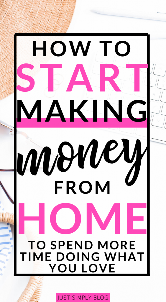 The best way to earn a full time passive income from home is to start a blog. Live a more easy-going, flexible life as you work from anywhere you want and make money doing it.